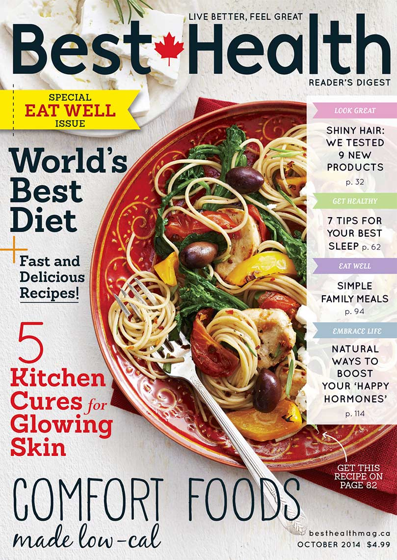 Best Health October 2014