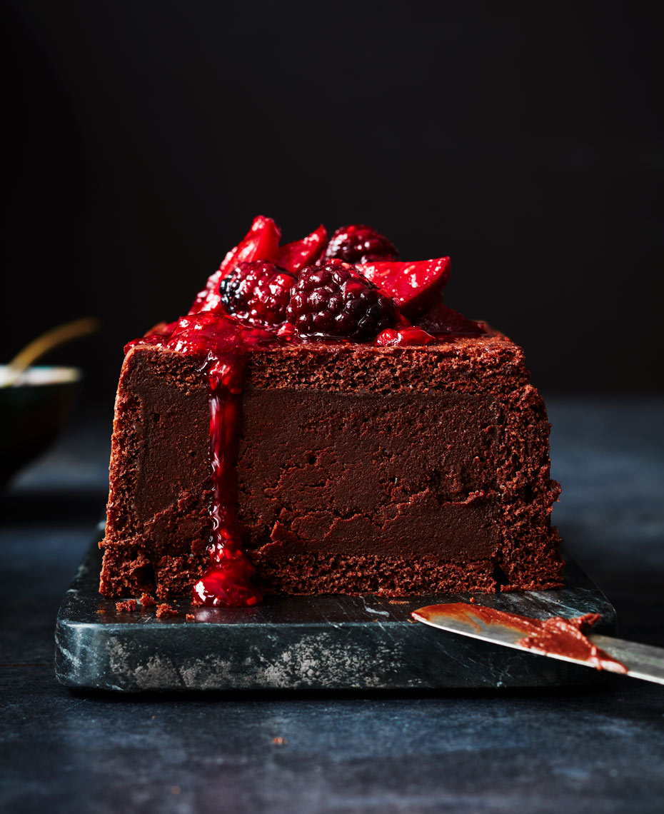 Chocolate BerryCake