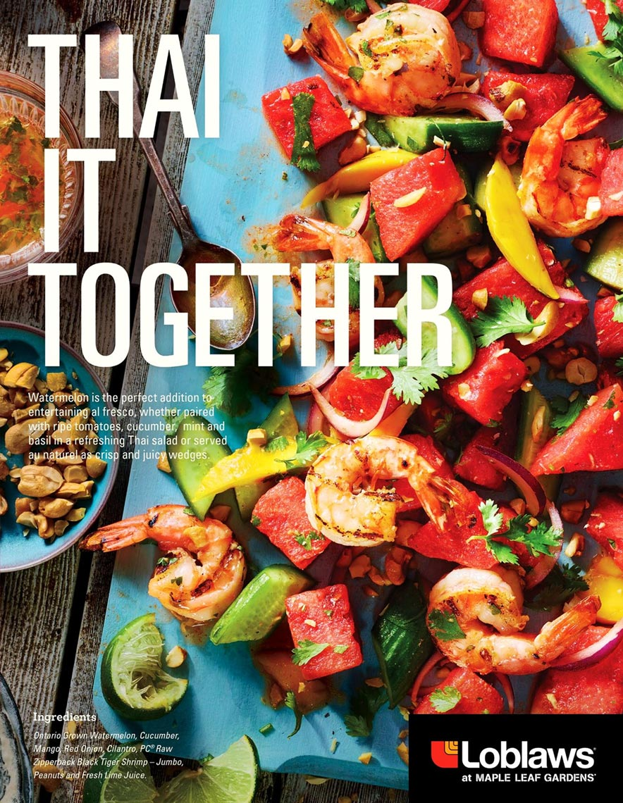 Loblaws - Thai It Together